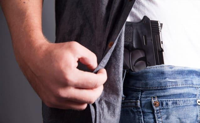 gun and firearms charges need lawyer