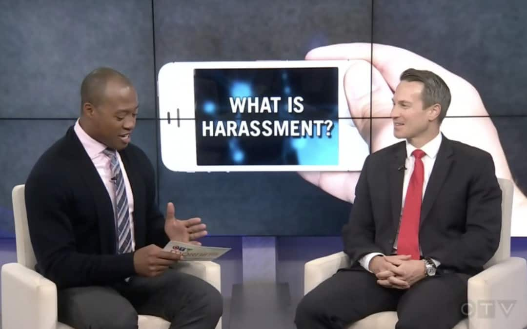 Ottawa Criminal Defence Lawyer Explains Criminal Harassement