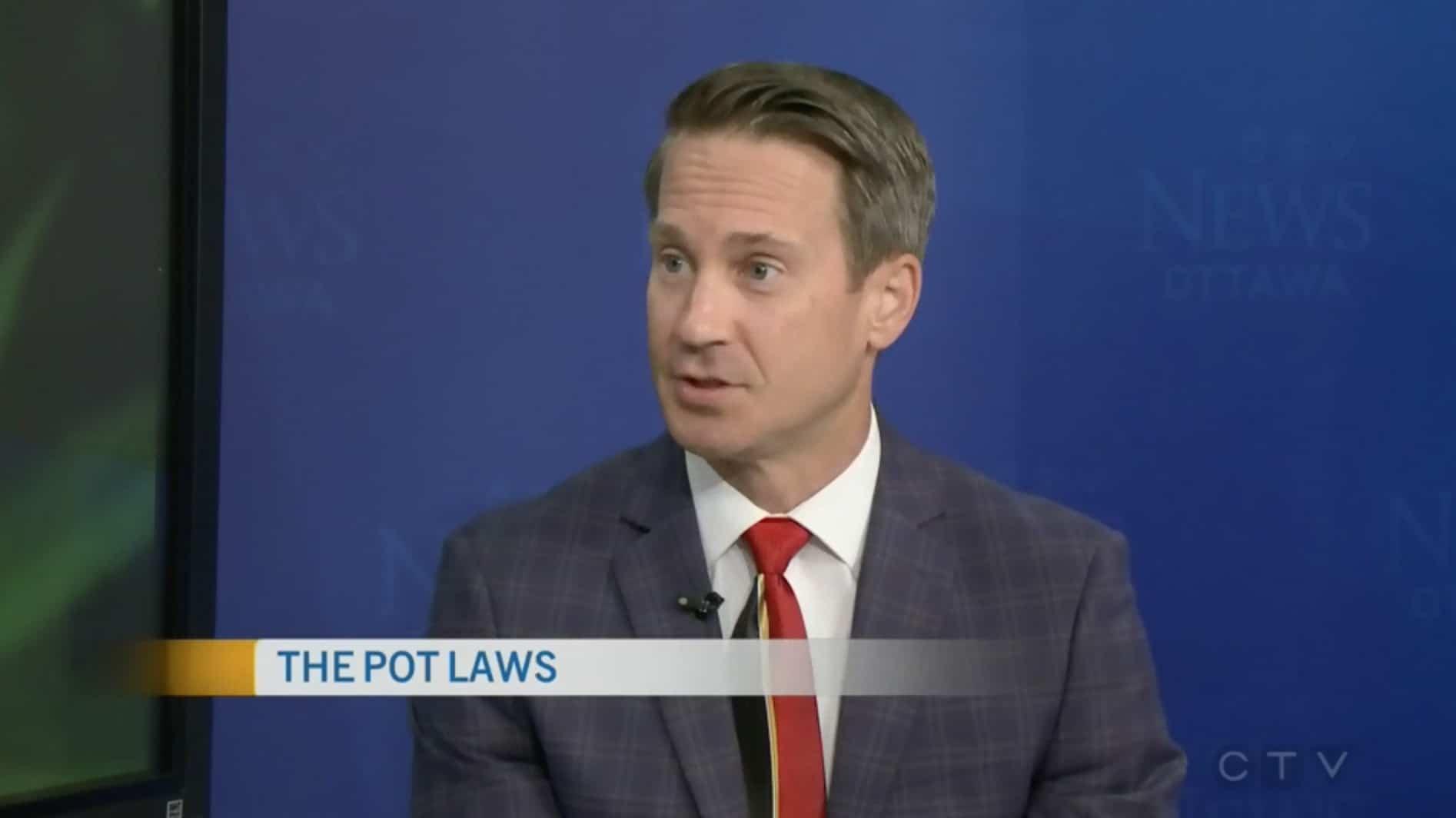Armoured Suits Criminal Law Joshua Clarke Pot Laws Cannabis Act