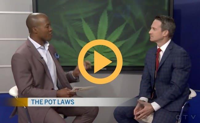 Pot Laws Cannabis Act Bill C-45 Canada Criminal Law